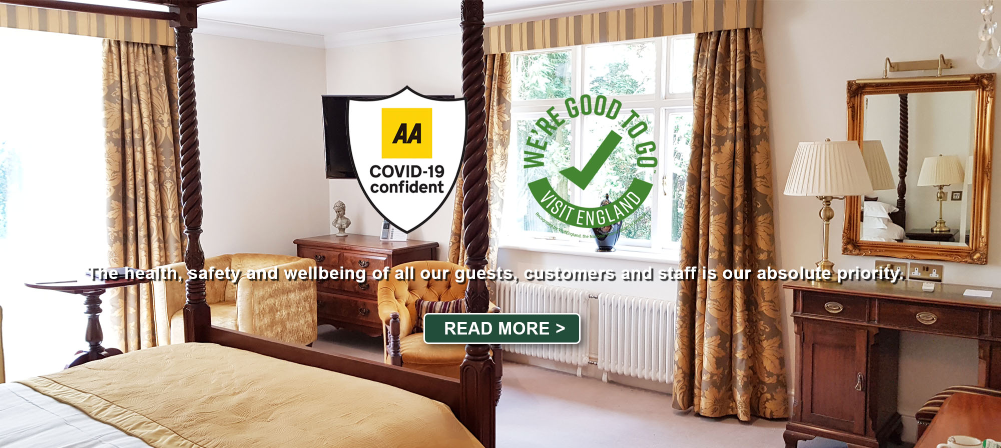 Covid Secure Hotel Lancashire