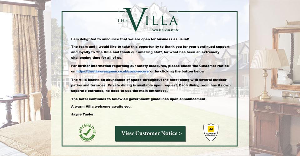 The Villa – MV new